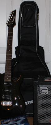 E-Gitarrentasche