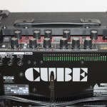 Roland Gitarrenverstärker Cube 40 XL Rückseite