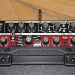 Roland Gitarrenverstärker Cube 40 XL Effekt Panel