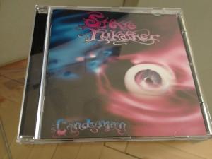 Rockalbum Candyman von Steve Lukather
