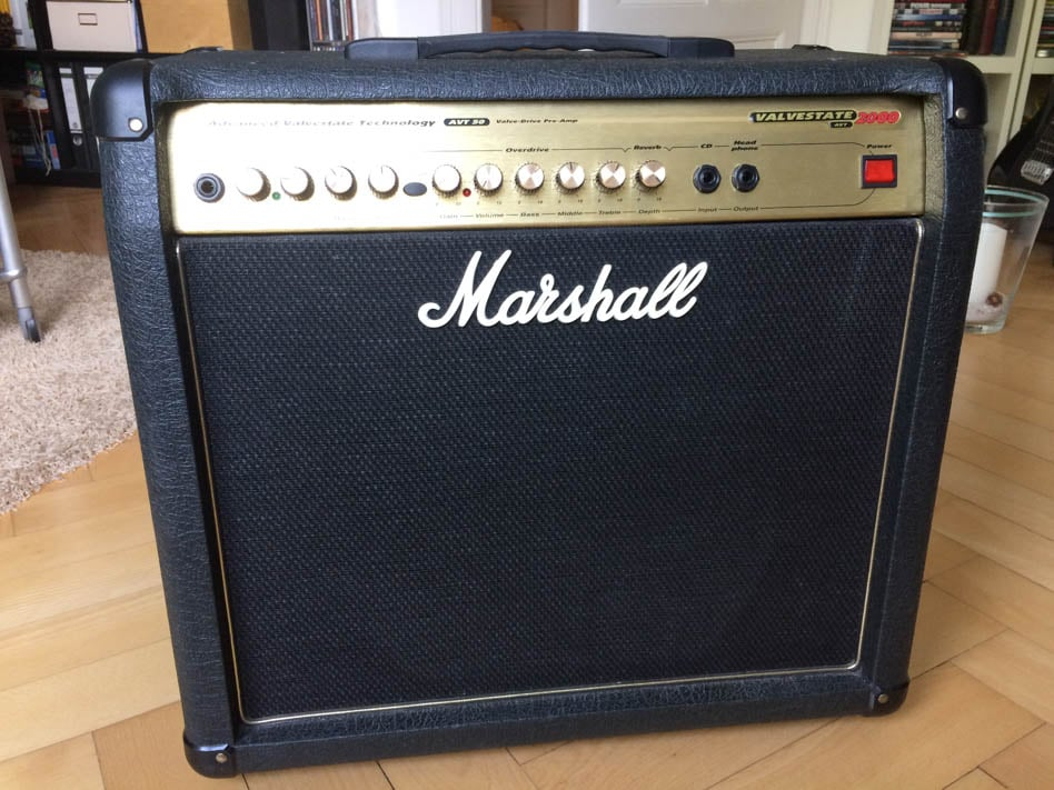 Marshall Verstärker Valvestate 2000 AVT-50