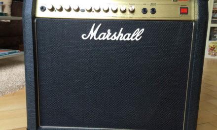 Marshall ersetzt Roland – Mein neuer Gitarrenverstärker: Marshall AVT-50