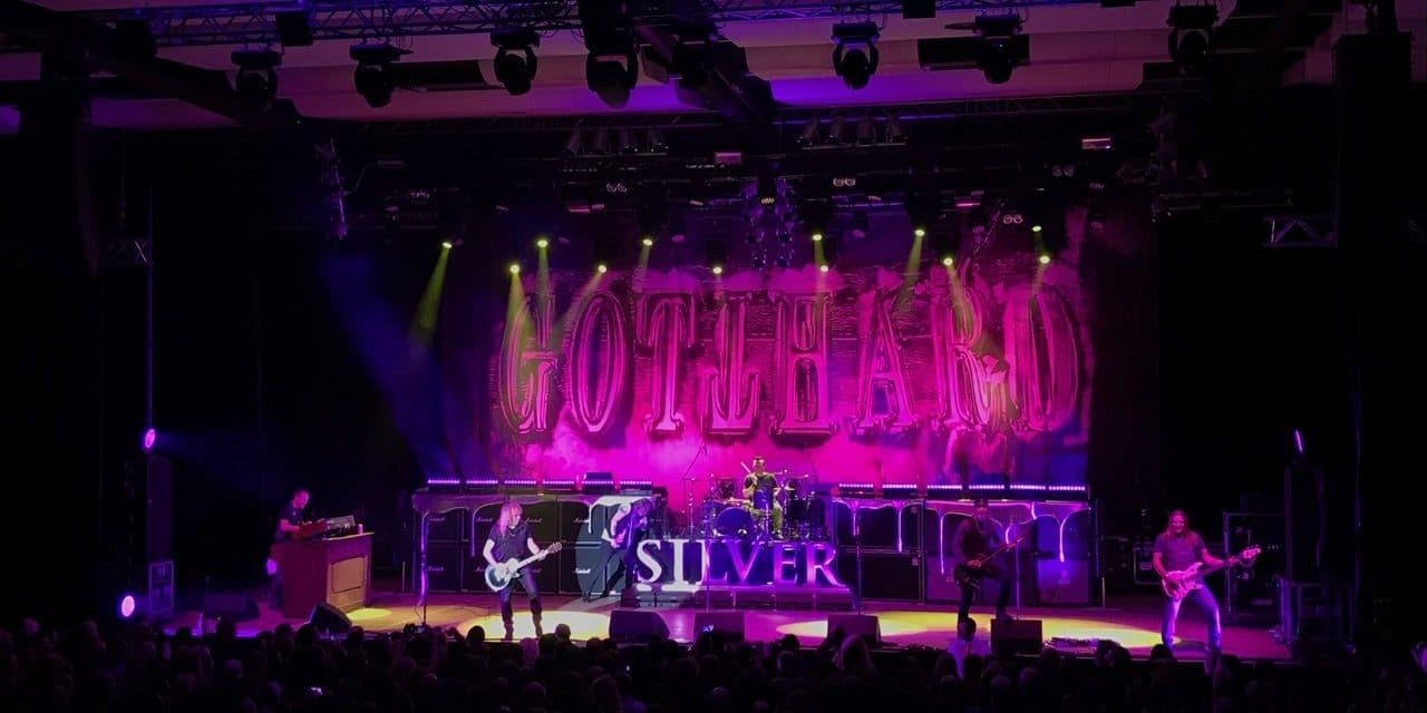 GOTTHARD rockt hard auf Jubiläumstour